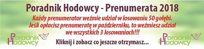Prenumerata Poradnika Hodowcy